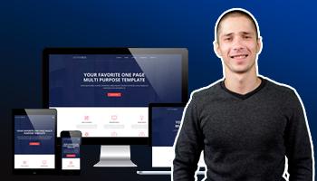 Видеокурс - ActiveBox - адаптивная верстка сайта с нуля для начинающих