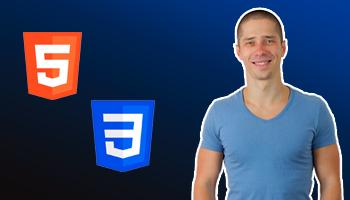 Видеокурс - Создание сайтов на HTML и CSS для начинающих